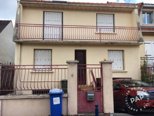Vente maison 9 pièces Drancy (93700)