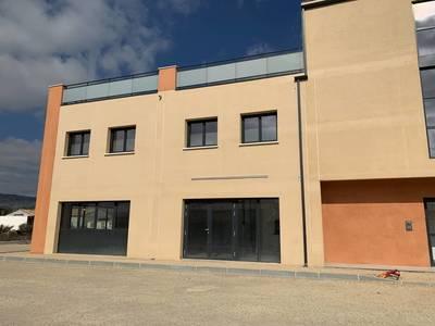 Local commercial Pourrières - 123m² - 330.000€