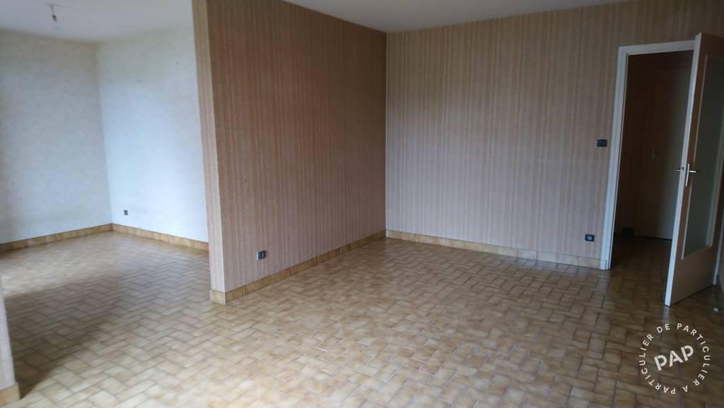 Vente appartement 4 pièces Davézieux (07430)
