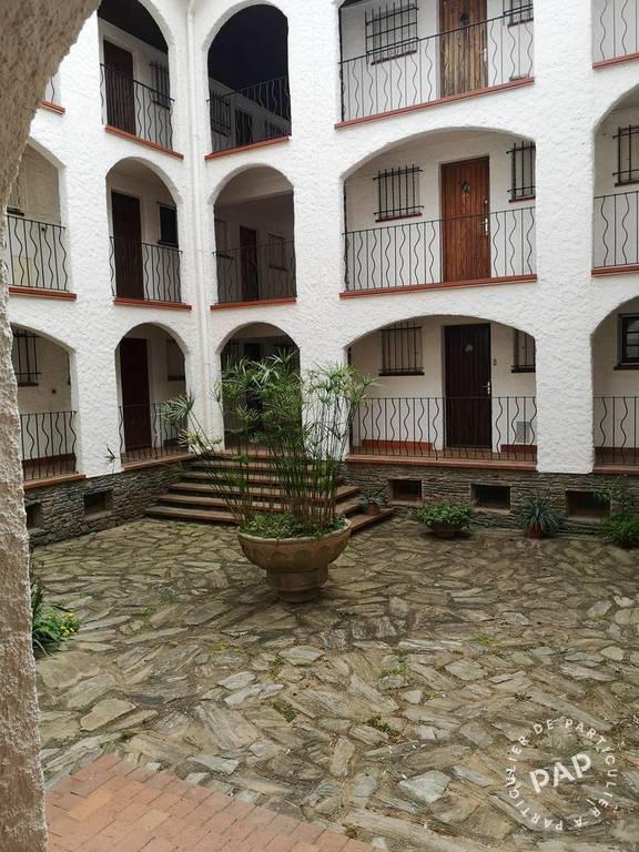 Vente Appartement Argelès-Sur-Mer (66700) 26m² 66.000€