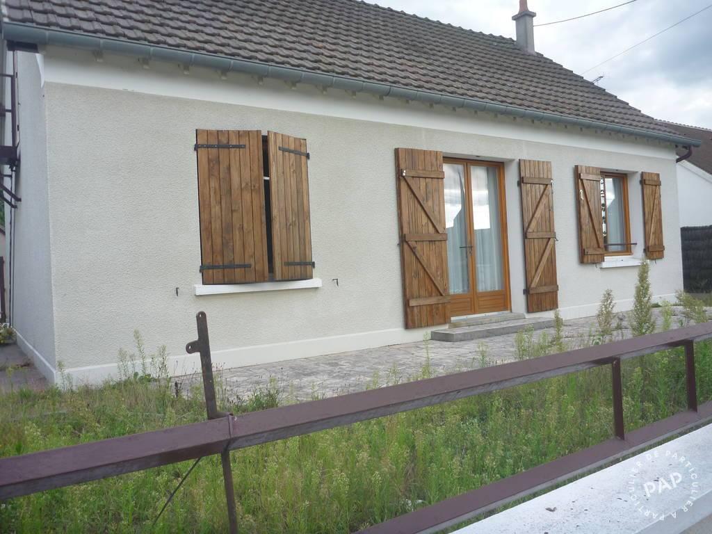 Vente maison 5 pièces Clémont (18410)