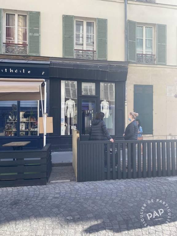 Vente et location Fonds de commerce Paris 18E (75018)  80.000€