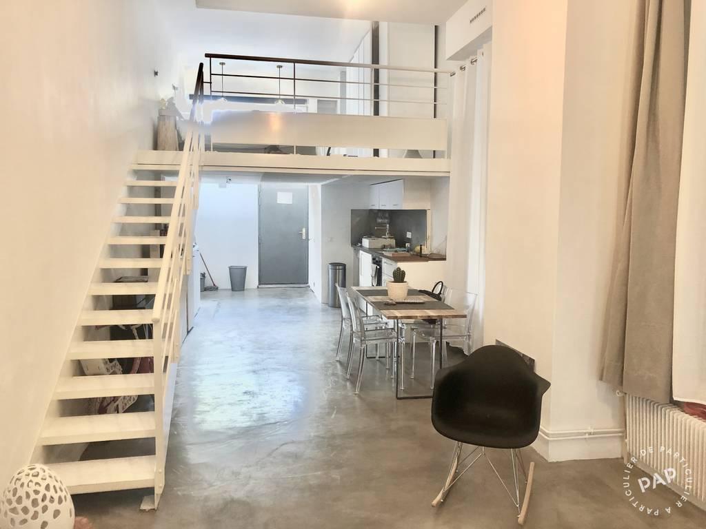 Vente Appartement Paris 10E (75010) 57m² 500.000€