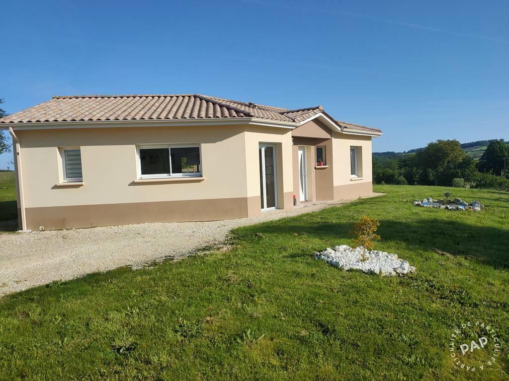 Vente Maison Léguillac-De-L'auche (24110) 110m² 258.000€