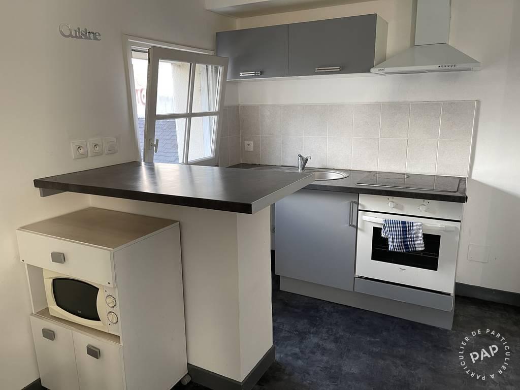 Location appartement 3 pièces Châtellerault (86100)