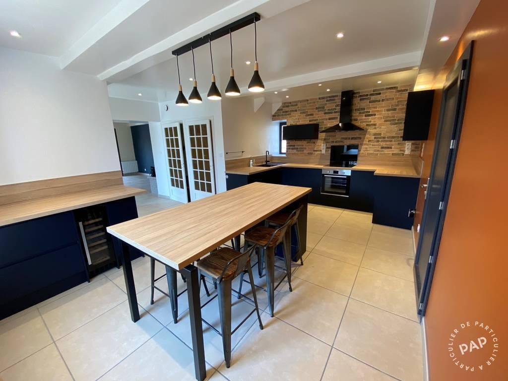 Vente Maison Tignieu-Jameyzieu (38230) 166m² 379.000€