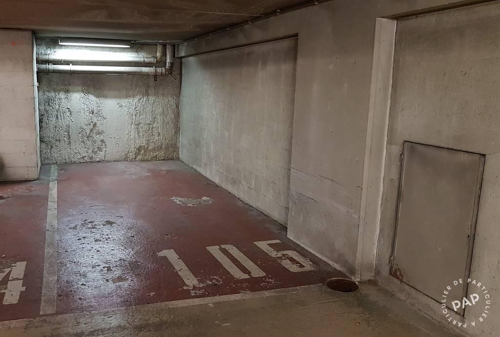 Vente Garage, parking Paris 8E (75008)  40.000€