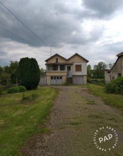 Vente maison 4 pièces Forges-sur-Meuse (55110)