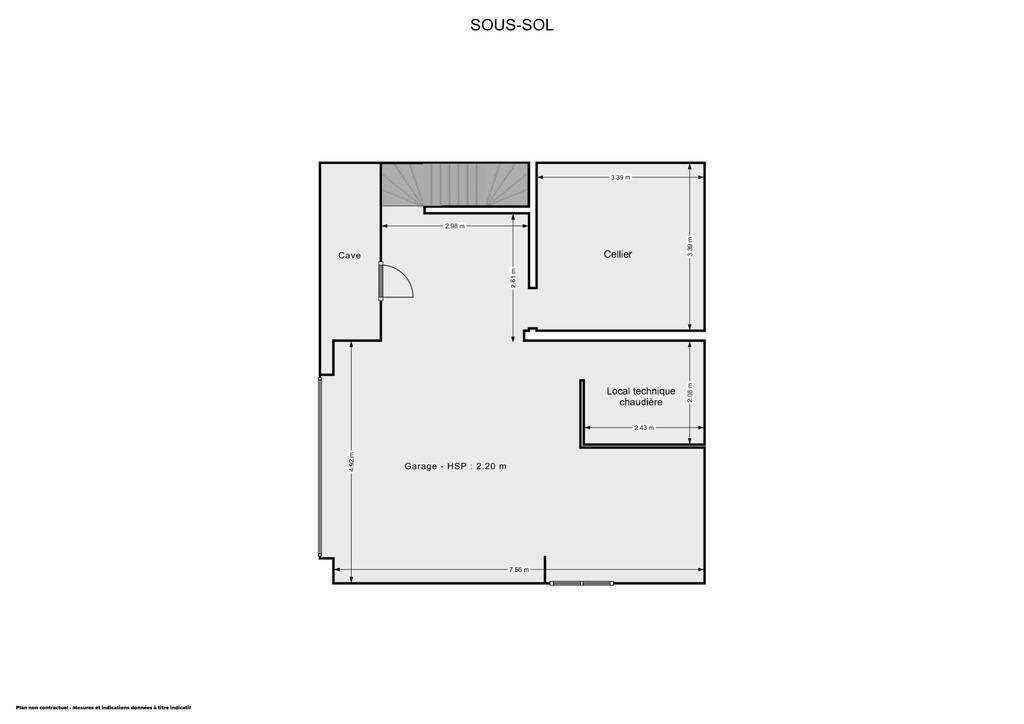 Vente immobilier 539.000€ Villenave-D'ornon (33140)