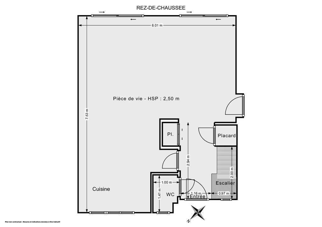 Vente immobilier 449.000€ Aulnay-Sous-Bois (93600)
