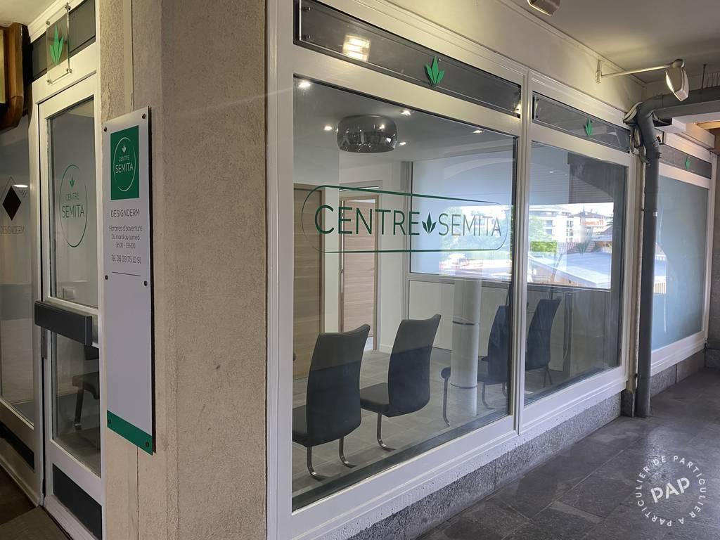 Local commercial Saint-Julien-En-Genevois (74160) 575€