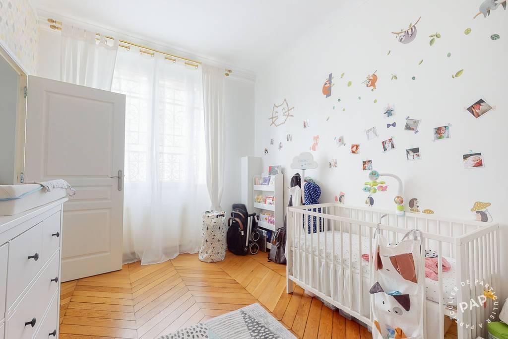 Appartement 530.000€ 58m² Paris 20E (75020)