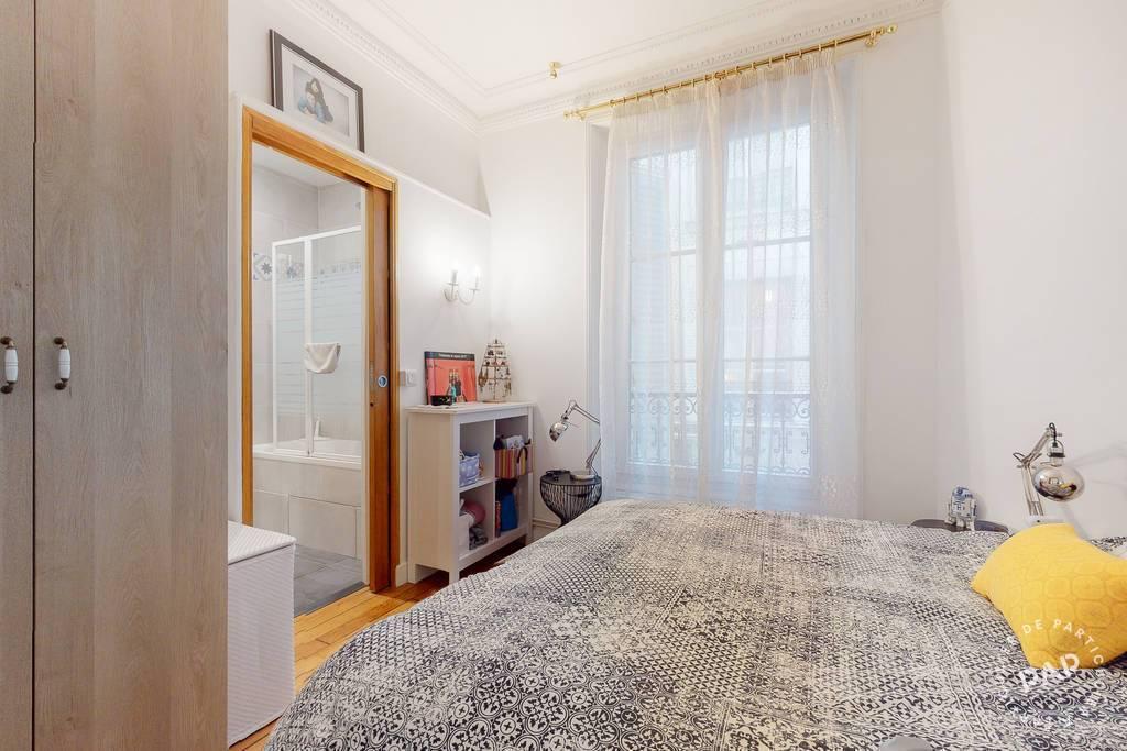 Immobilier Paris 20E (75020) 530.000€ 58m²