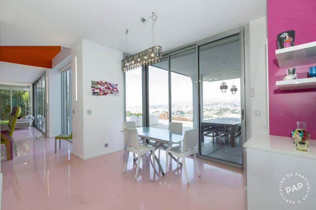Vente Maison Nice - Mont Boron 210m² 2.450.000€