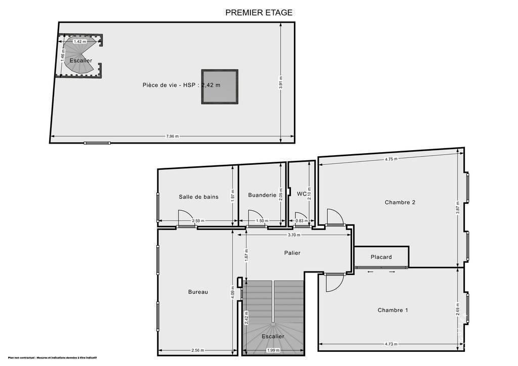 Vente Maison 207m²