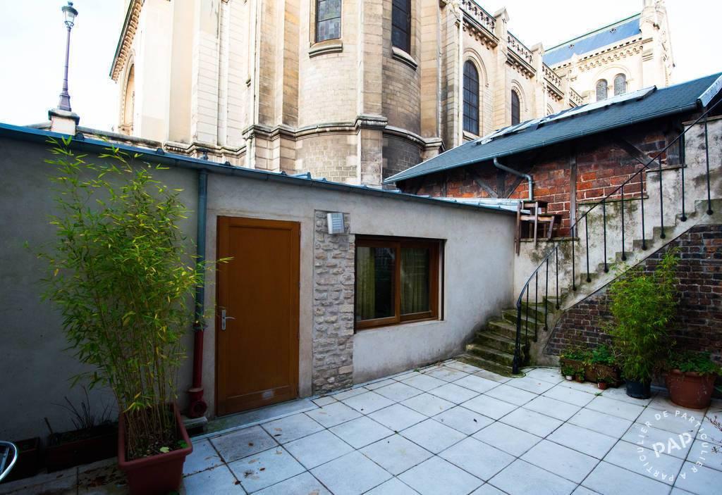 Vente maison 2 pièces Paris 20e