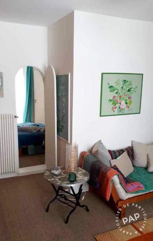 Vente appartement 4 pièces Paris 10e