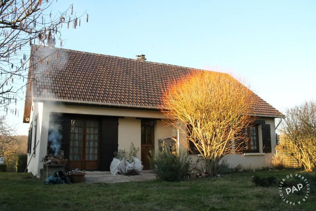 Vente Maison Goussonville (78930) 120m² 360.000€