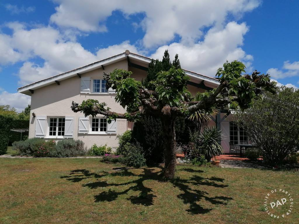 Vente maison 7 pièces Le Taillan-Médoc (33320)