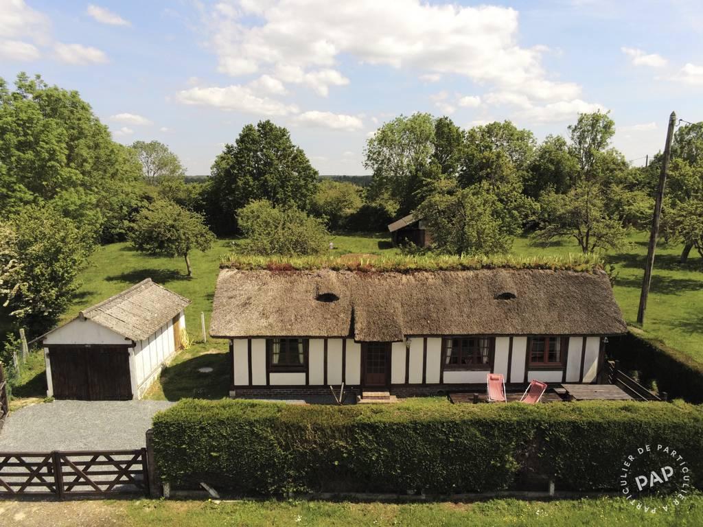 Vente Maison Cheffreville-Tonnencourt 40m² 125.000€