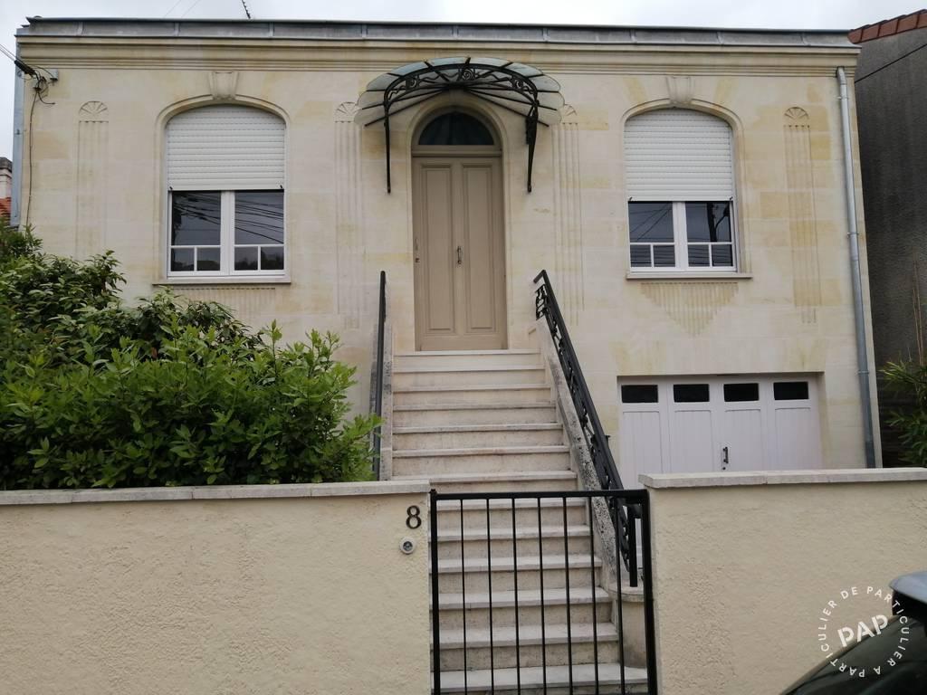 Vente maison 5 pièces Bordeaux (33)