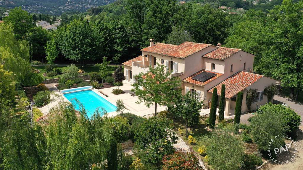 Vente maison 6 pièces Châteauneuf-Grasse (06740)