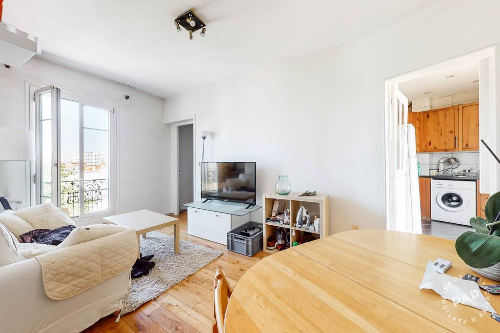 Vente Appartement Malakoff (92240) 51m² 340.000€