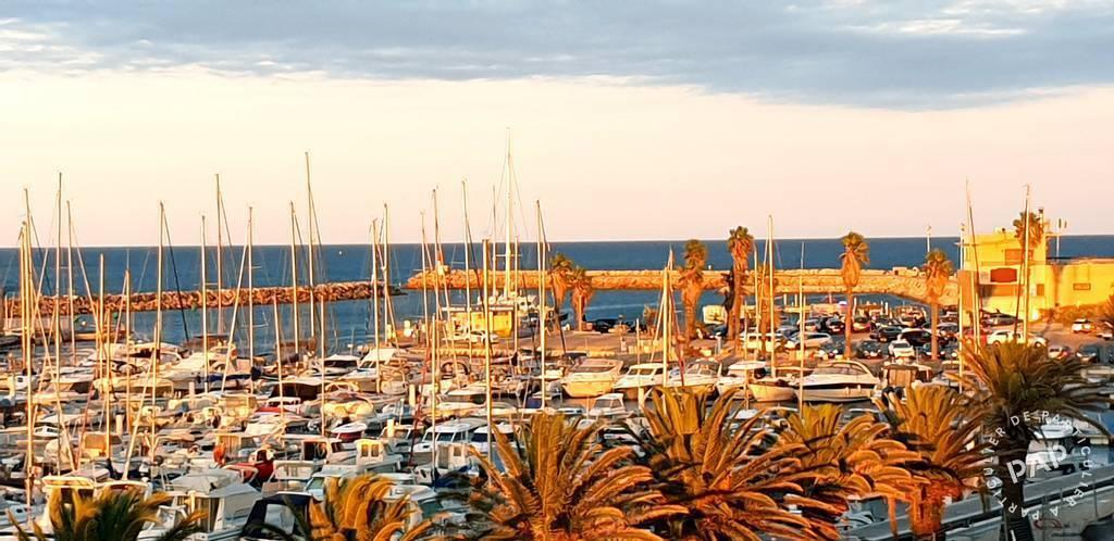 Vente Appartement Canet-En-Roussillon (66140) 90m² 440.000€