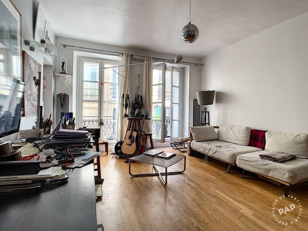 Vente Appartement Paris 2E (75002) 77m² 795.000€