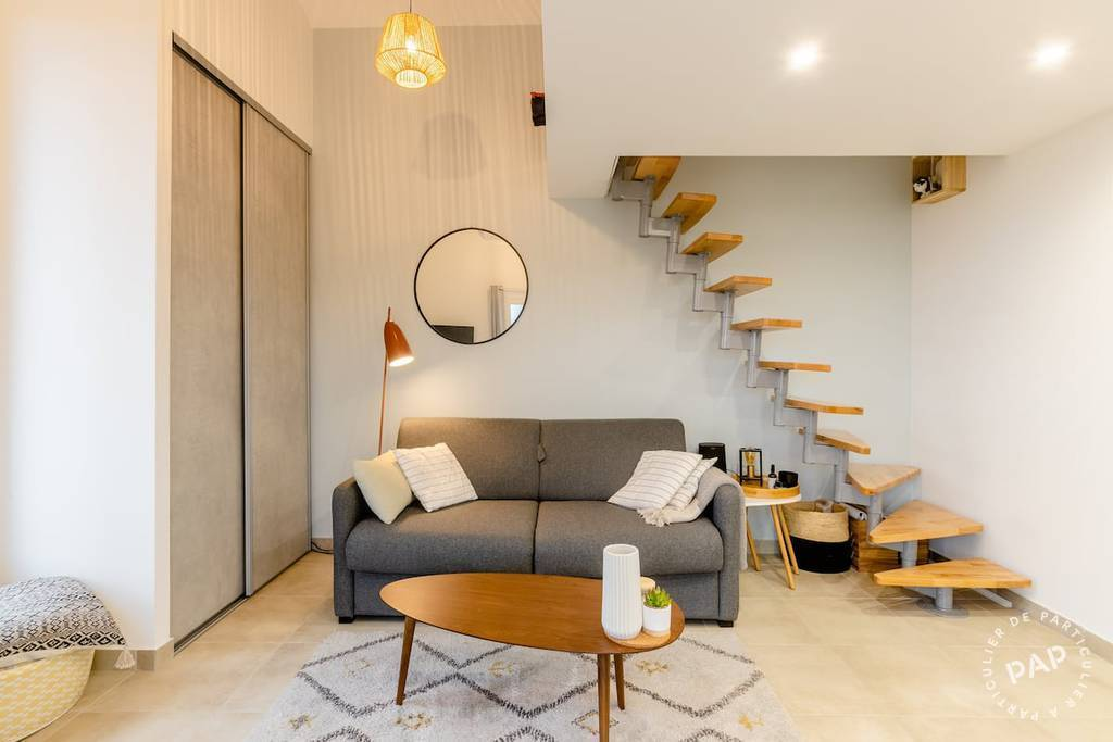 Location appartement studio Nice (06)
