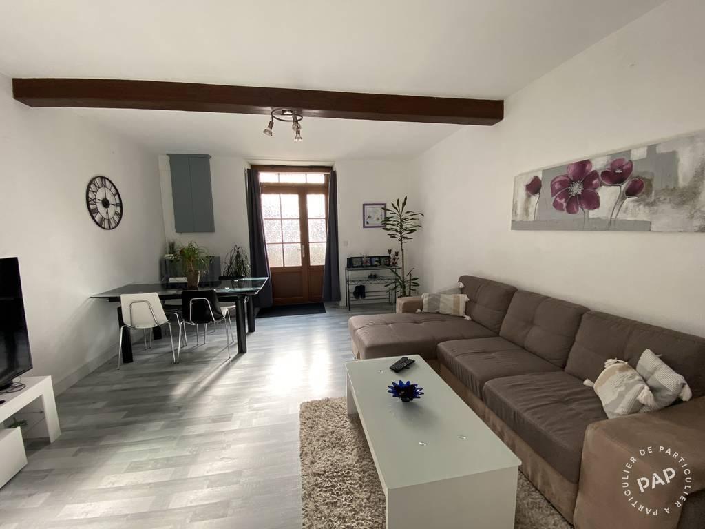 Vente maison 5 pièces Gontaud-de-Nogaret (47400)
