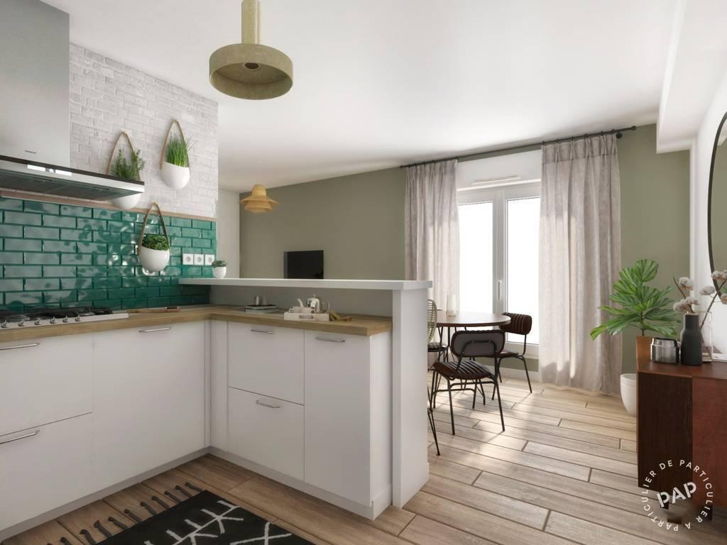 Vente Appartement Montreuil (93100) 56m² 445.000€