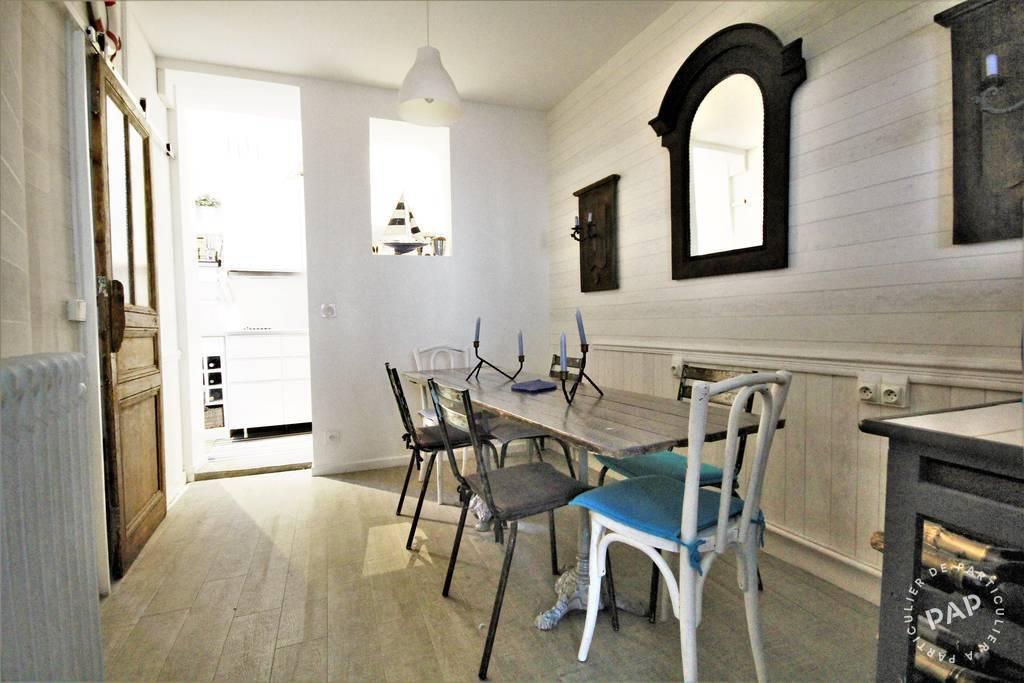 Vente Maison Trouville-Sur-Mer (14360) 75m² 495.000€