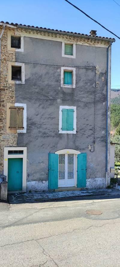 Saint-Florent-Sur-Auzonnet (30960)