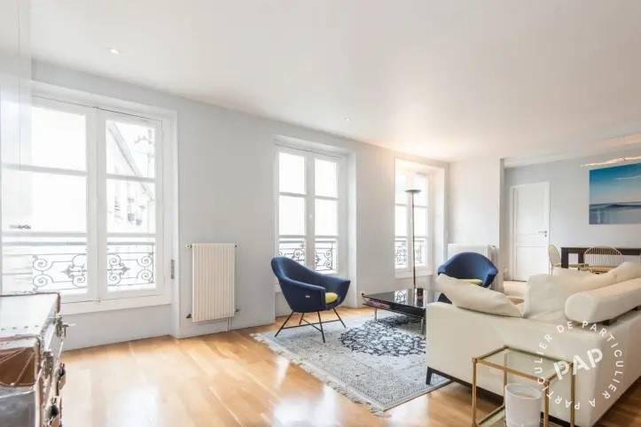 Location appartement 5 pièces Paris 4e
