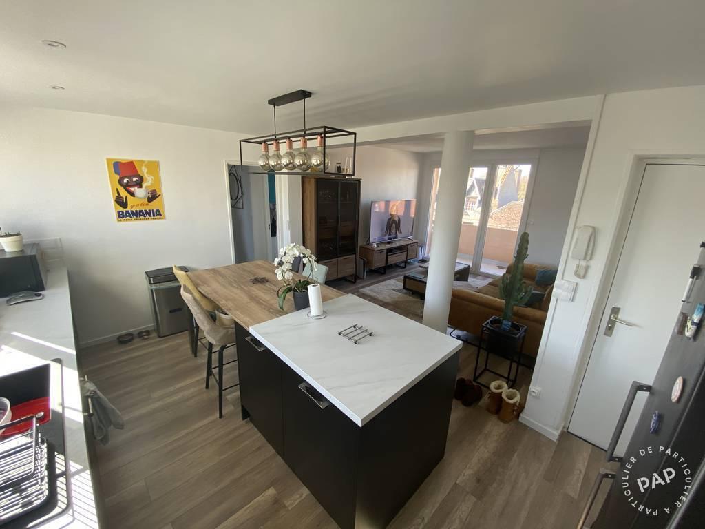 Vente Appartement Saint-Quentin (02100) 78m² 96.000€