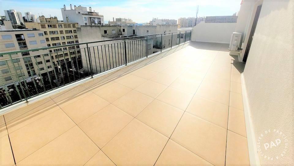 Vente Appartement Marseille 13E (13013) 76m² 225.000€