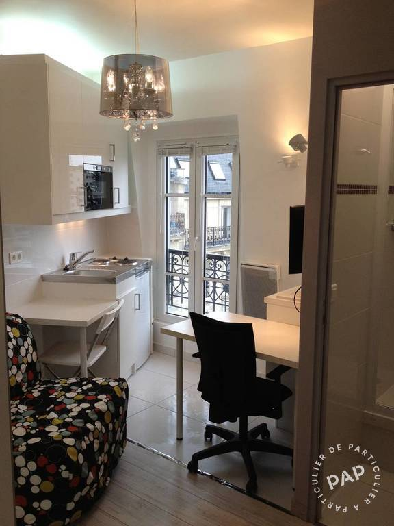 Location Appartement Paris 16E (75116) 11m² 650€