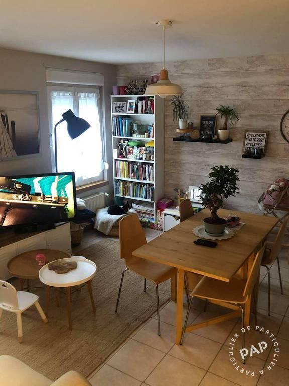 Vente Appartement Villers-Cotterêts (02600) 55m² 97.000€