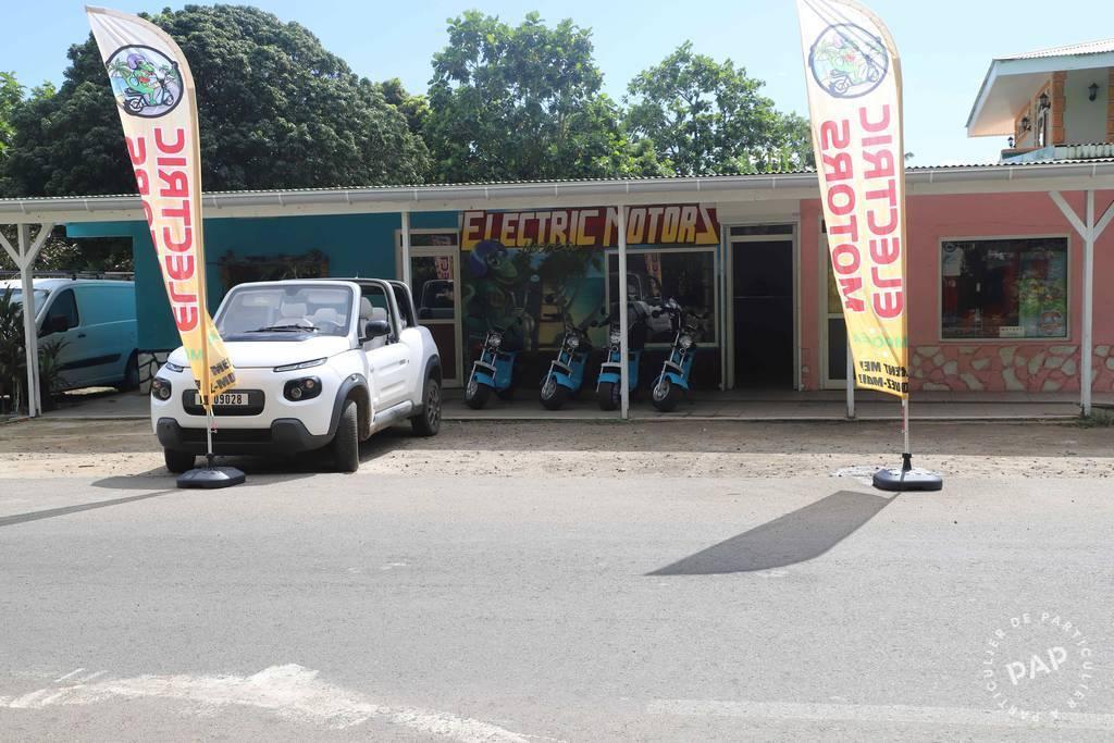 Vente et location Local d'activité Moorea-Maiao (98728) 30m² 100.000€