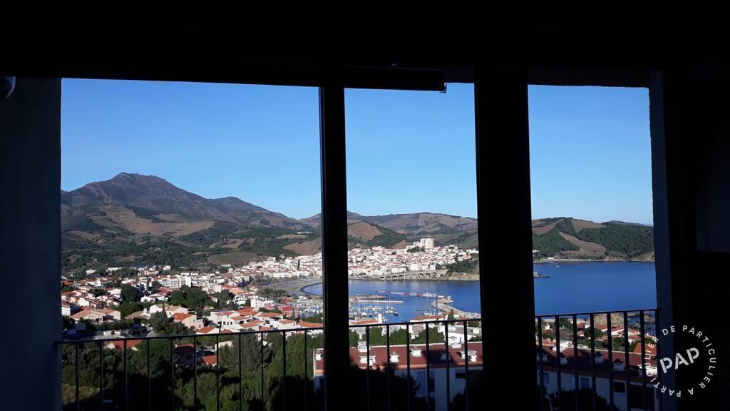 Vente Appartement Banyuls-Sur-Mer (66650) 57m² 255.000€