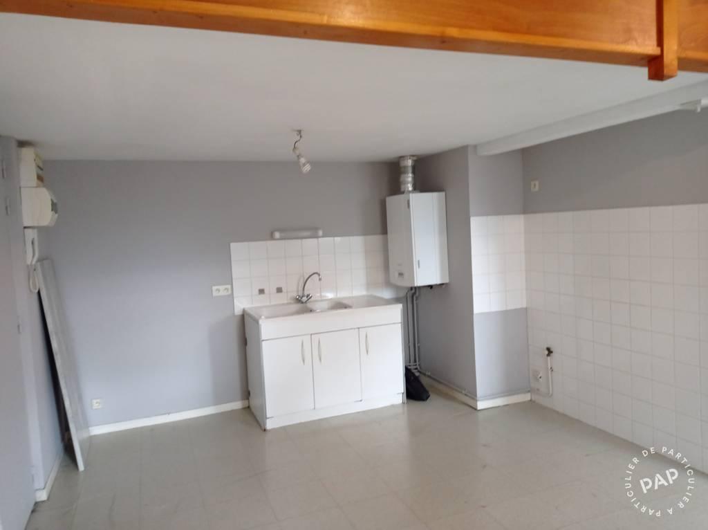 Location appartement 2 pièces Charolles (71120)