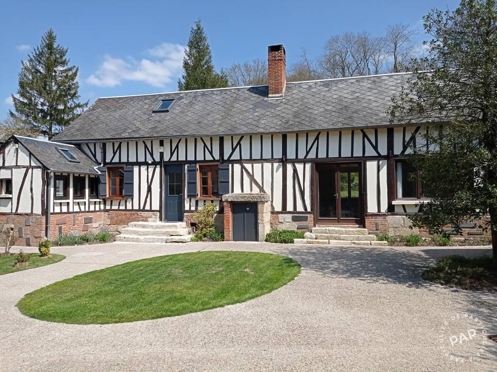 Vente Maison Bonneuil-Les-Eaux (60120) 129m² 290.000€