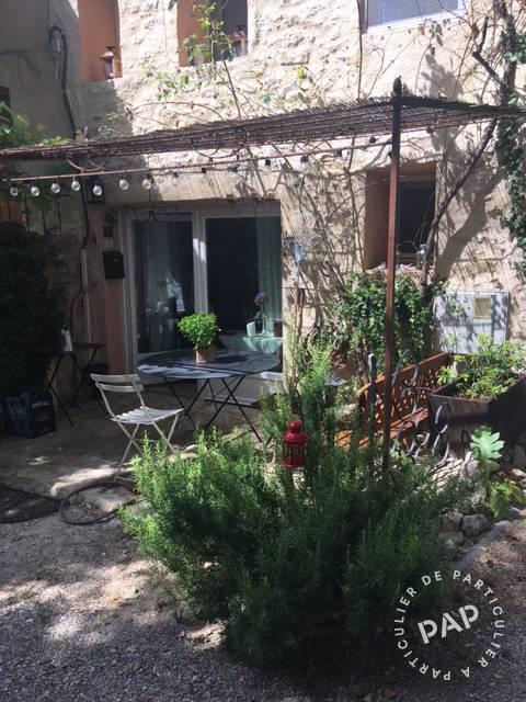Vente maison 3 pièces Castellet (84400)