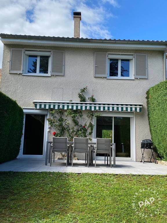 Vente maison 4 pièces Lissieu (69380)