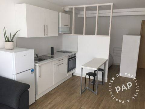 Location Appartement Gagny (93220) 28m² 850€