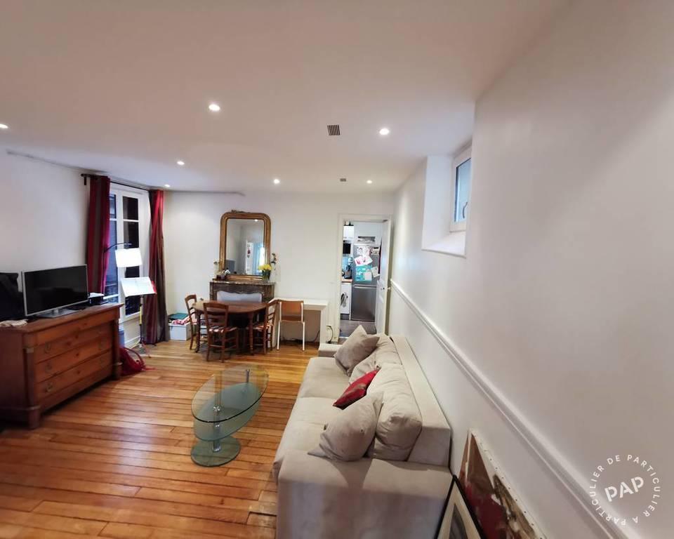 Vente Appartement Paris 17E (75017) 65m² 575.000€