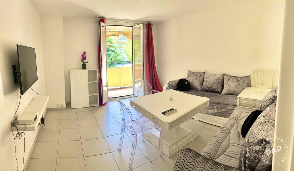 Vente Appartement Nice (06000) 58m² 179.000€
