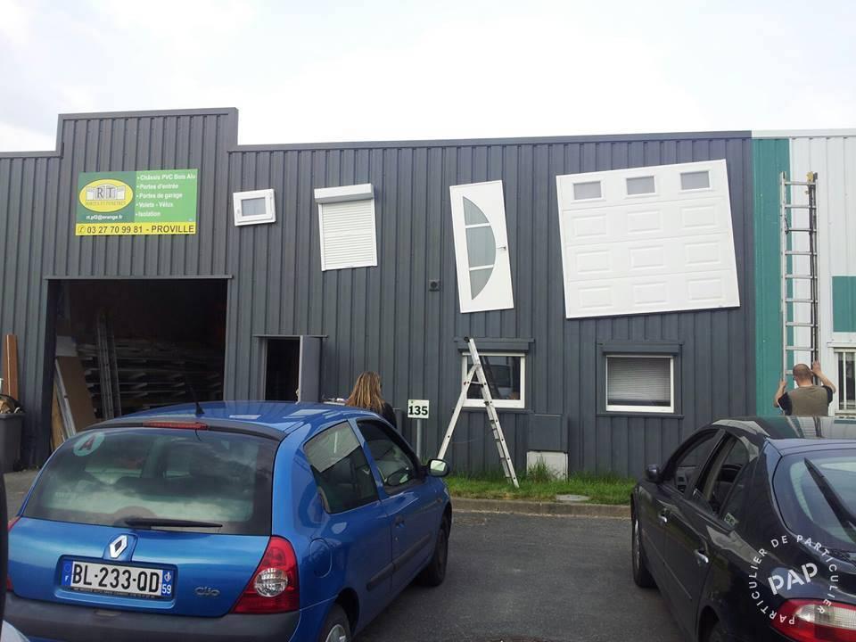 Vente et location Local d'activité Cambrai (59400) 150m² 1.250€