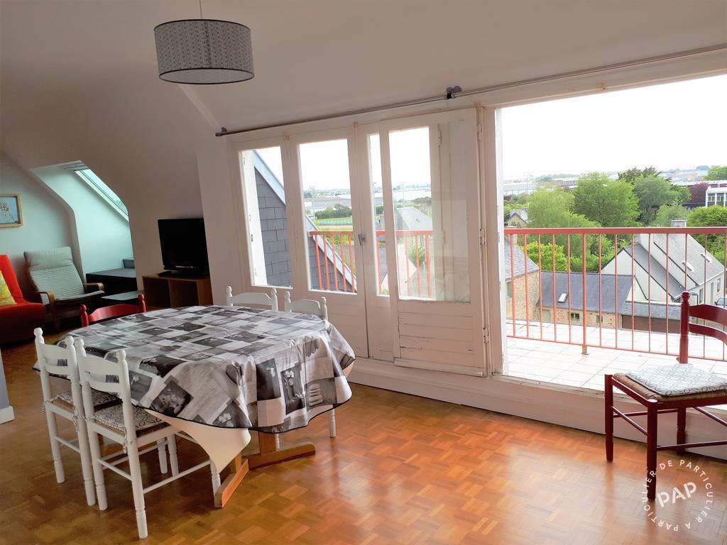 Location appartement 2 pièces Saint-Pol-de-Léon (29250)